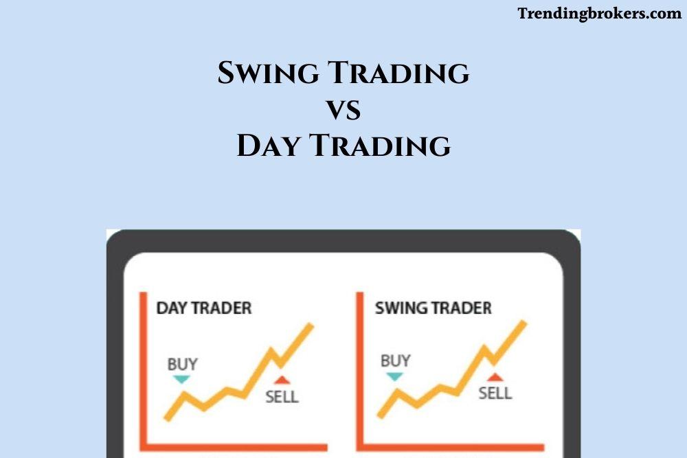 Day Trading vs Swing Trading