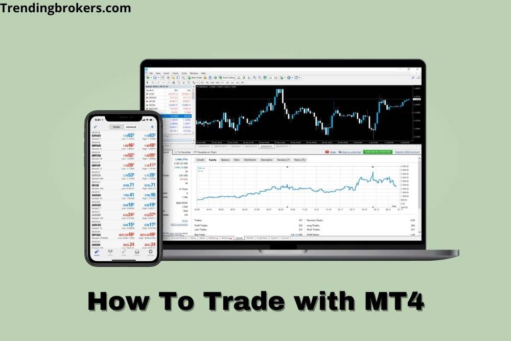 How To Trade with MetaTrader4